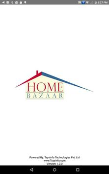 Home Bazaar For Fish poster