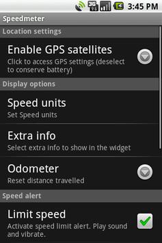 Speedometer Gauge apk screenshot