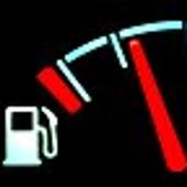 Battery Level Petrol Gauge icon