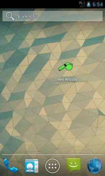 Green Whistle apk screenshot