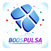 BoosPulsa.com (Official Apps) icon