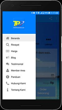 Toko Pulsa Online Lite screenshot 3