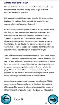 Hajj by Dr. Ali Shariati apk screenshot