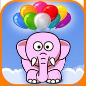 Surprise Balloon Animal Run icon