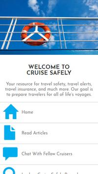 CruiseSafely screenshot 3