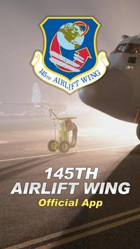 145th Airlift Wing poster