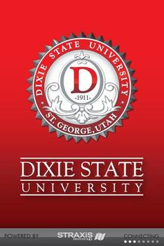 Dixie State University poster