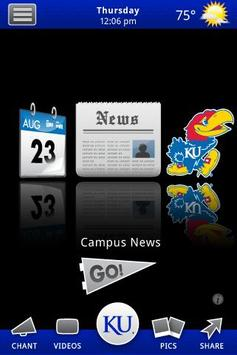 University of Kansas apk screenshot