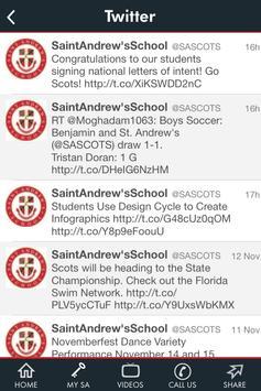 Saint Andrews School apk screenshot