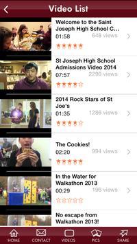 St Joseph High School apk screenshot