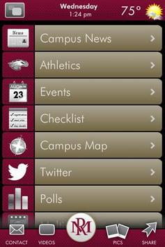 Robert Morris University screenshot 2