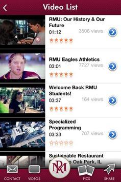Robert Morris University screenshot 3
