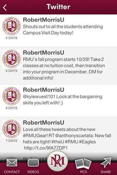Robert Morris University screenshot 4