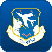 113th Wing: Air National Guard icon