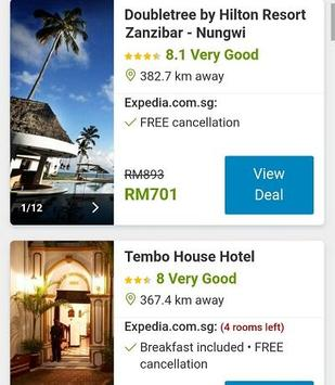 Booking Tanzania Hotels poster