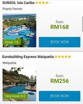 Booking Venezuela Hotels screenshot 1