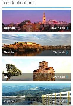Serbia Hotel Reservations screenshot 3