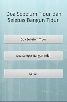 Doa Tidur For Android Apk Download