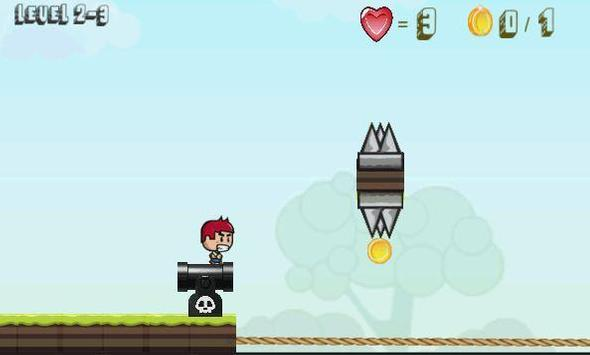 Angry Boy screenshot 1