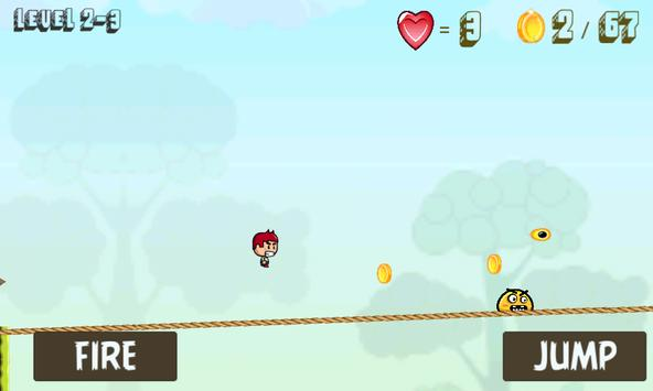 Angry Boy screenshot 2