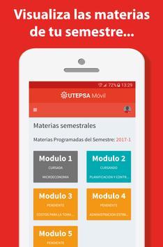 UTEPSA Móvil screenshot 7
