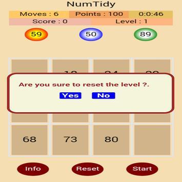 NumTidy screenshot 3