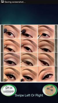 Eye Makeup with steps screenshot 1