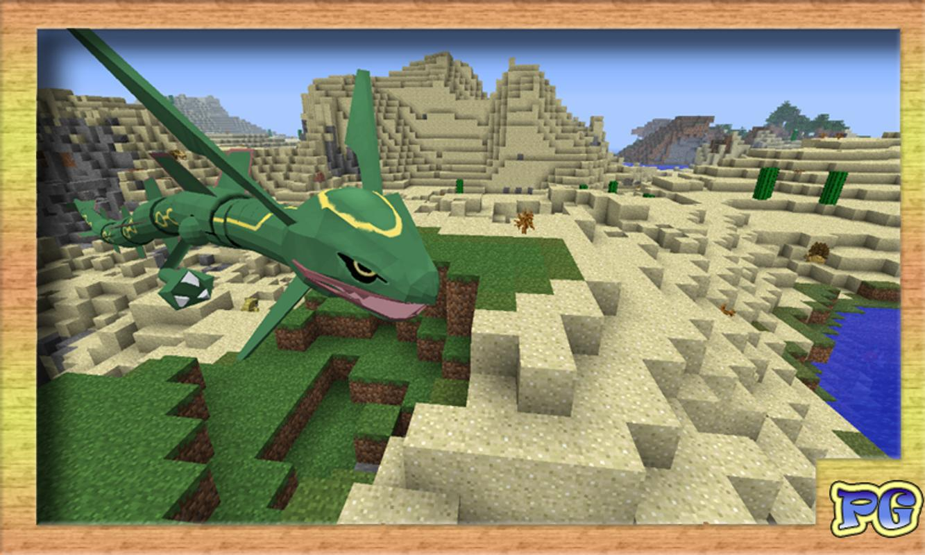 Mod Minecraft Pixelmon 0 16 0 For Android Apk Download