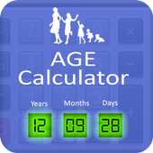 Age Calculator and Birthday Reminder icon