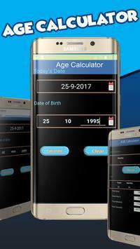Age Calculator and Birthday Reminder apk screenshot