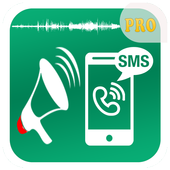 Caller Name Speaker SMS And Call Line free icon