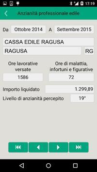 Cassa Edile Ragusa apk screenshot