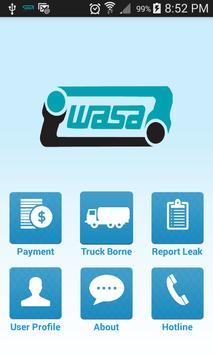 WASA poster
