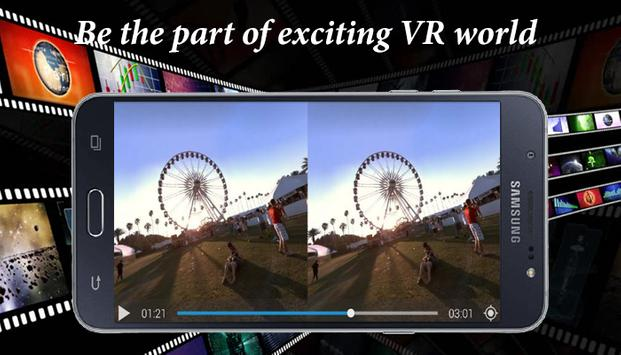 Virtual Reality Video Player poster