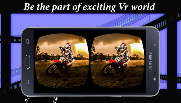 Virtual Reality Video Player screenshot 2