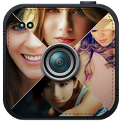 Picture Grid Collage icon