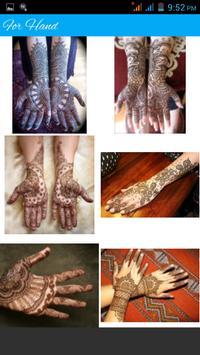 Nail Art & Mehndi Designs screenshot 2