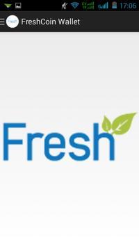 FreshCoin Wallet poster
