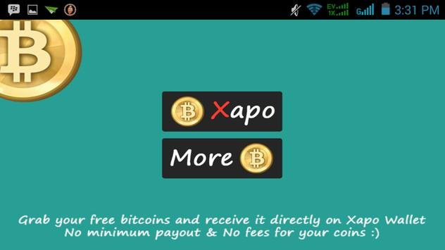 Xapo Bitcoin Faucet APK Download - Free Business APP for Android ...