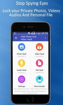 Hide Photo And Video Vault screenshot 1