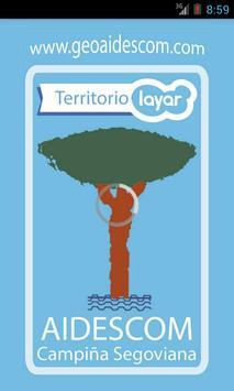 GEOAIDESCOM poster