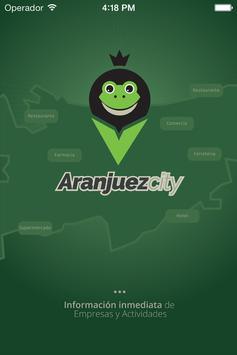 Aranjuezcity poster