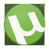 µTorrent® - Torrent Downloader ícone