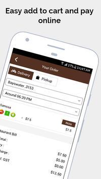 UtsavIndianRestaurant screenshot 5