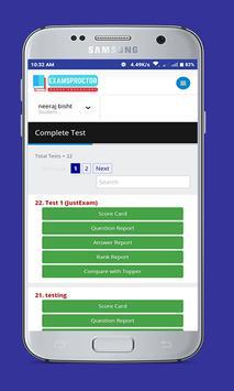 ExamsProctor screenshot 6