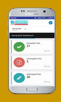 ExamsProctor screenshot 2
