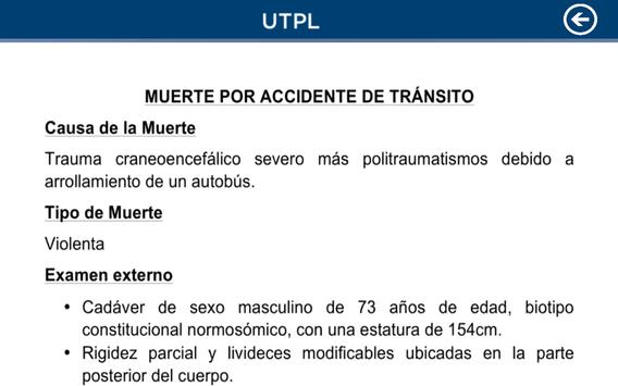 Virtopsia UTPL screenshot 12