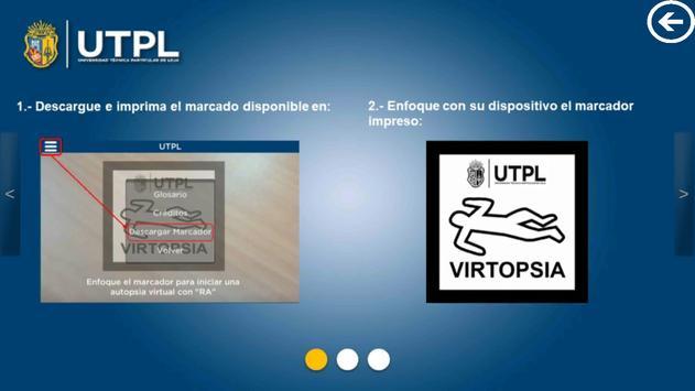 Virtopsia UTPL screenshot 1