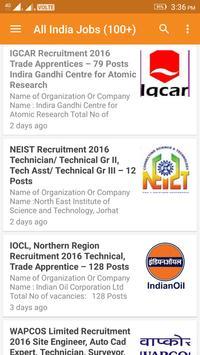 Uttar Pradesh Jobs 스크린샷 10