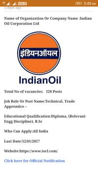 Uttar Pradesh Jobs 스크린샷 22